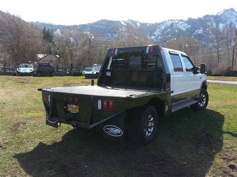 flatbed truck bed pickup flatbeds in idaho autos post