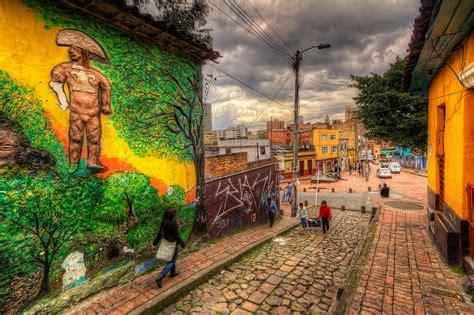 street art  bogota columbia