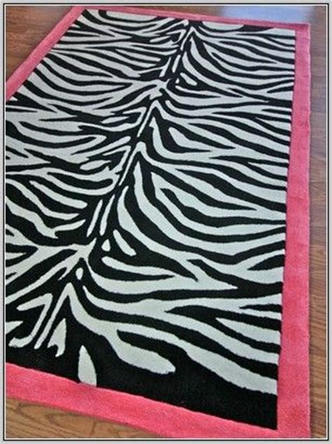 Small Zebra Print Rug by 17 Best Images About Zebra Print Area Rug On