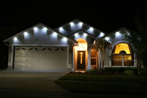 outdoor soffit lighting outdoor lighting pinterest