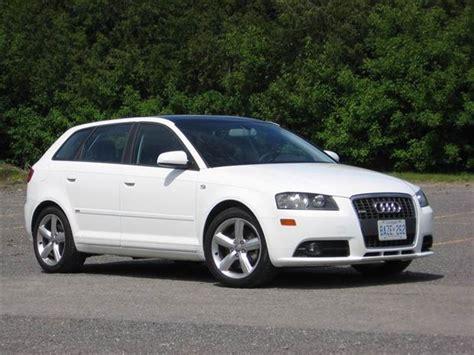 Audi A3 S Line 2008 by Test Drive 2008 Audi A3 3 2 S Line Autos Ca