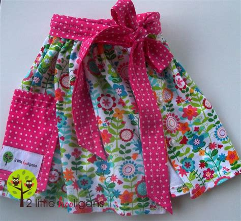 tutorial apron dress newborn dress turned toddler apron refashioning tutorial