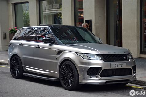 ranch land rover land rover range rover sport rrs 1 august 2016