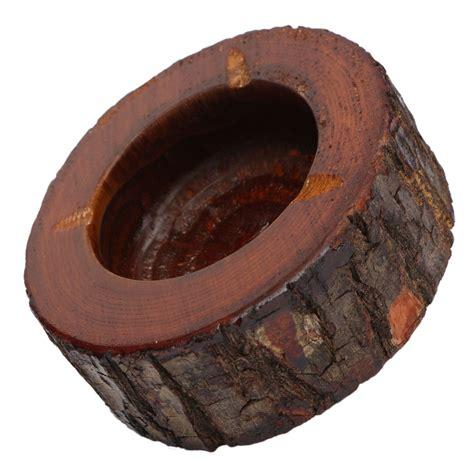 Handmade Ashtray - wooden ashtray cigar cigarette tobacco wood handmade