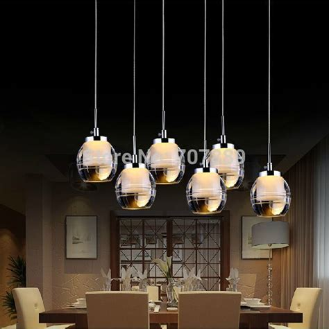 room light fixture aliexpress buy led pendant light acrylic dining room