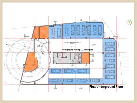 underground floor plans offices for sale in sofia bulgaria prominently placed