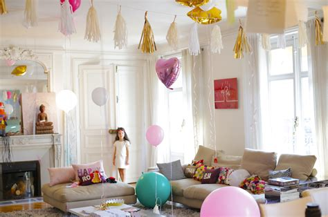 decoration fete anniversaire decoration anniversaire garcon 11 ans
