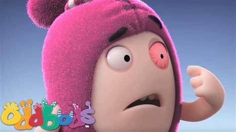 pink eye images oddbods newt s pink eye