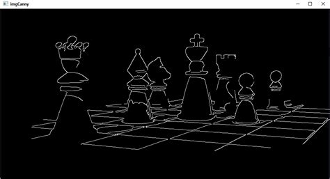 opencv c tutorial canny edge detection on