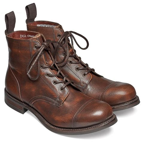 Boots R Style cheaney hurricane r s copper ankle boots made in