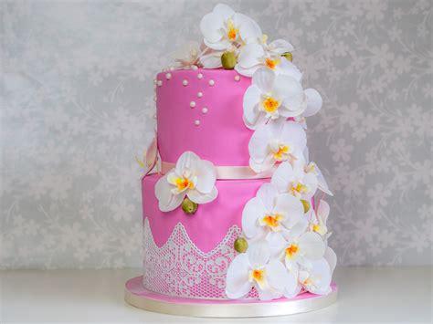 Torten Zum Geburtstag by Eine Orchideen Torte Zum Geburtstag Ofenkieker