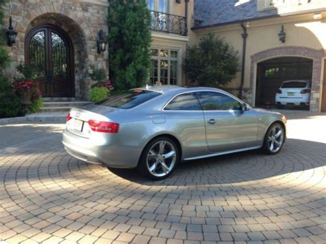 Used Audi A5 Coupe by Buy Used 2011 Audi A5 Quattro Base Coupe 2 Door 2 0l In
