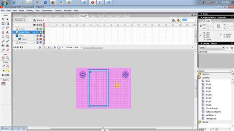 membuat game sederhana dengan flash fitri fitriani membuat game tetris sederhana dengan
