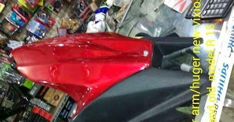 Stang Jepit Vixion Cb150r Nvl Verza Megapro Scorpio zigmodify custom bike spakbor kolong hugger yamaha new