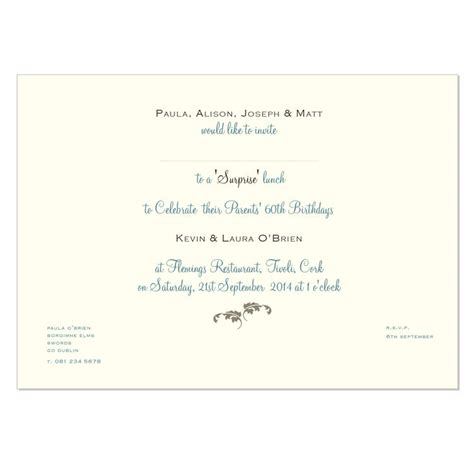 business invitation card wording business luncheon invitation wording