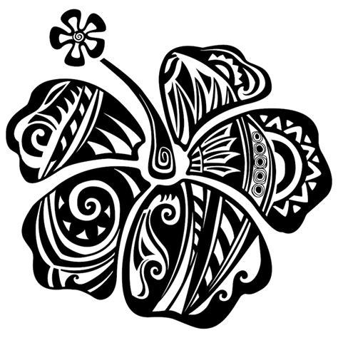 tatuaggio fiore ibisco tatuaggi maori il significato e le immagini dei disegni