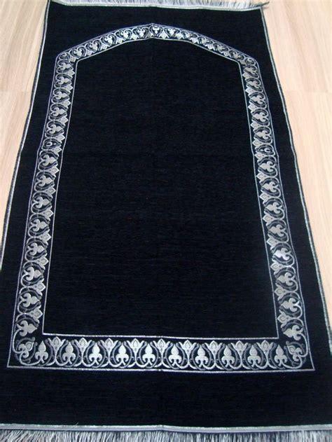 islamic pattern rug black plain islamic prayer rug prayer carpet mat namaz