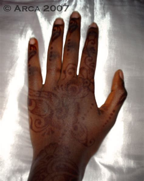 skin henna by arcanoide on deviantart