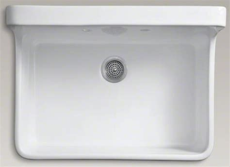 Kohler Gilford Laundry Room Sink Top View Bender Kohler Laundry Room Sink