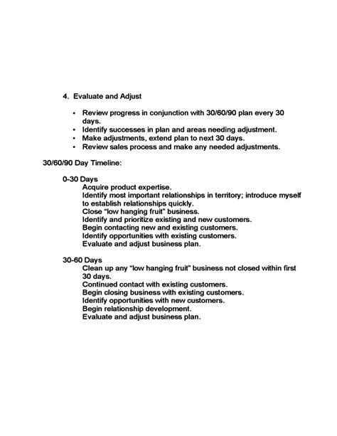 biotech business plan template sle device 30 60 90 day plan free