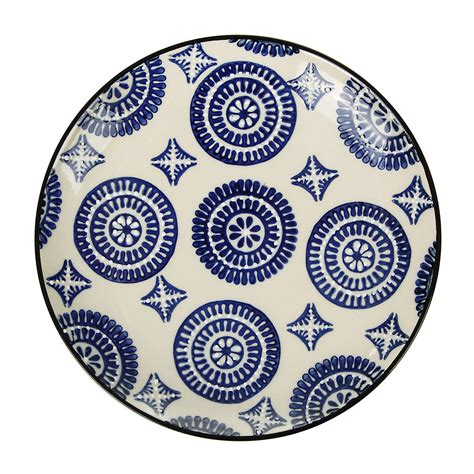 mosaic pattern plates buy pols potten mosaic plates set of 4 amara