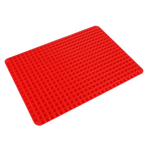 Silicone Mats For Cooking by New Pyramid Reducing Silicone Baking Tray Oven Pan