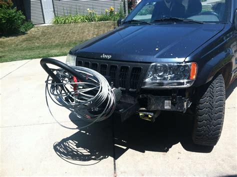 Jeep Wj Winch Bumper Wj Winch Bumper Build Page 5 Jeep Forum