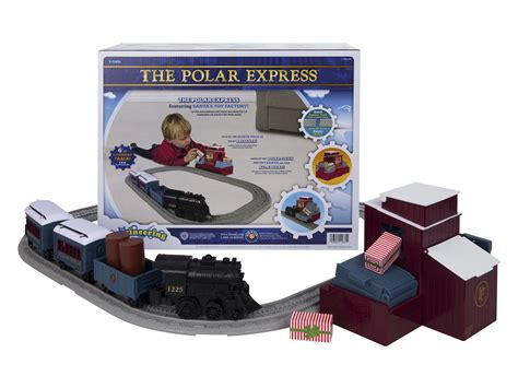 the polar express imagineering set