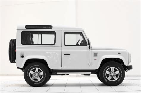 land rover defender white startech land rover defender 90 yachting edition picture
