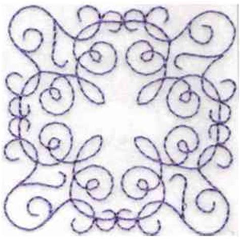 Free Machine Embroidery Quilting Designs by Quilting Redwork Machine Embroidery Designs