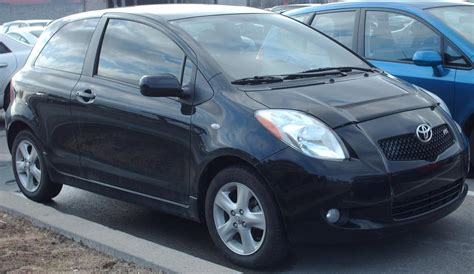 Door Rs by File Toyota Yaris Rs 2 Door Jpg Wikimedia Commons