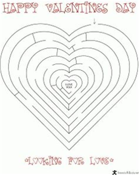 printable heart maze drawn maze heart pencil and in color drawn maze heart