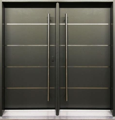 contemporary double front door modern front entry doors modern front doors toronto