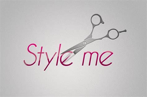 style me hair stylist logo by chadpowell on deviantart