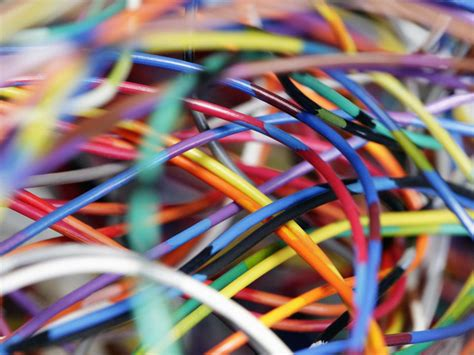 colored electrical 28 images colored wires used in