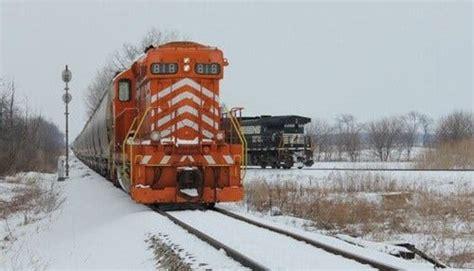 laporte county railroad set  major improvements