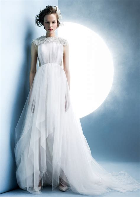 Angel Sanchez Wedding Dresses   Spring 2016 Bridal