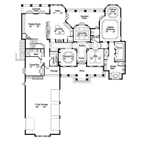 italian floor plans atlantis italian style home plan 047d 0095 house plans and more
