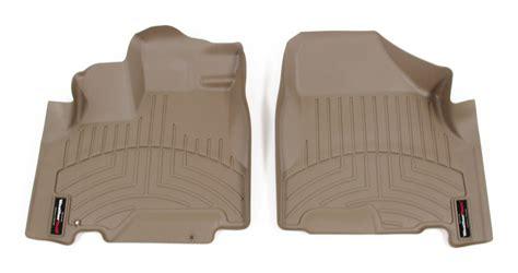 weathertech floor mats for honda odyssey 2010 wt453141