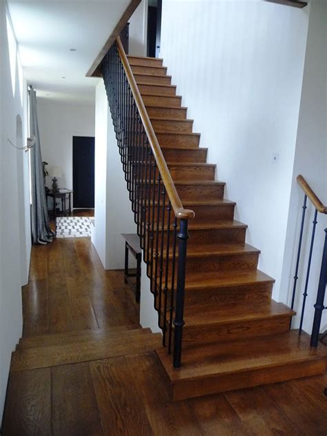 Oak Staircase Oak Staircase And Flooring The West Sussex Antique