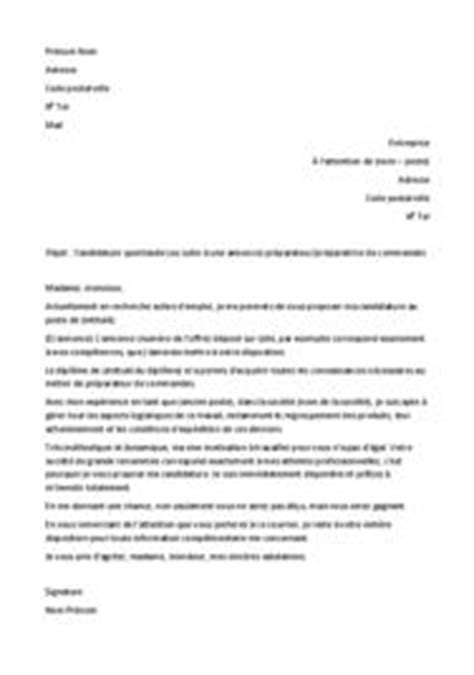 Exemple Lettre De Motivation D ã Tã Supermarchã Lettre De Motivation En Espagnol Employment Application