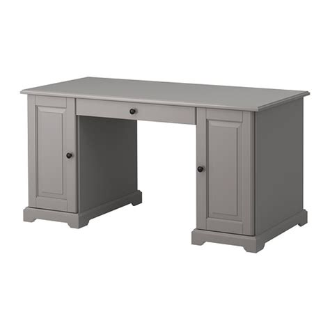 Ikea Gray Desk Liatorp Desk Gray Ikea