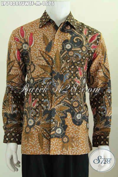 Baju Korpri Wanita Furing Size baju kemeja batik mewah busana batik premium bahan model lengan panjang pake furing