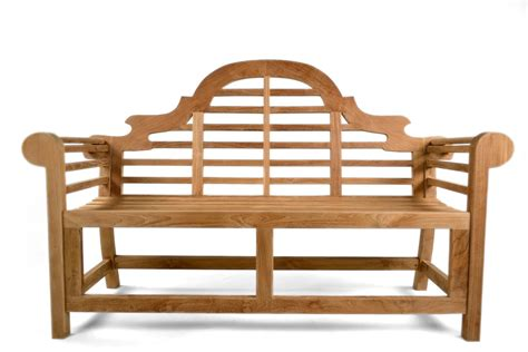 lutyens teak bench grade a teak furniture