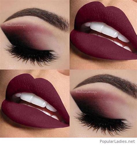 matte maroon lipstick what is matte makeup life style by modernstork com