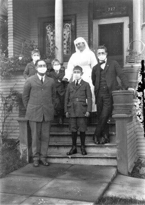 COVID-19 – Lessons from the past: the 1918 flu epidemic