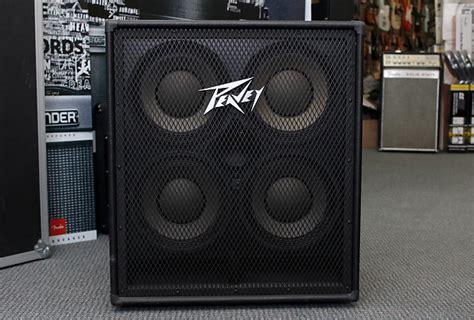 peavey 410 tvx bass speaker cabinet peavey 410 tvx bass speaker cabinet mint reverb