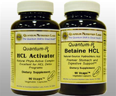 Which Is The Besy Hcl Detox Kit by All Organic Skin Care Products Remedies Vitamins