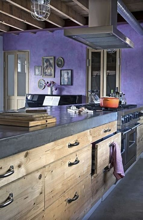 Reasonably Priced Countertops 25 Best Ideas About Purple Kitchen Cabinets On