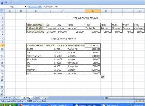 tutorial vlookup dan hlookup excel 2007 seputar technologi dan info komputer fungsi vlookup dan